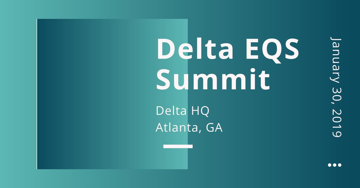 Delta EQS Summit