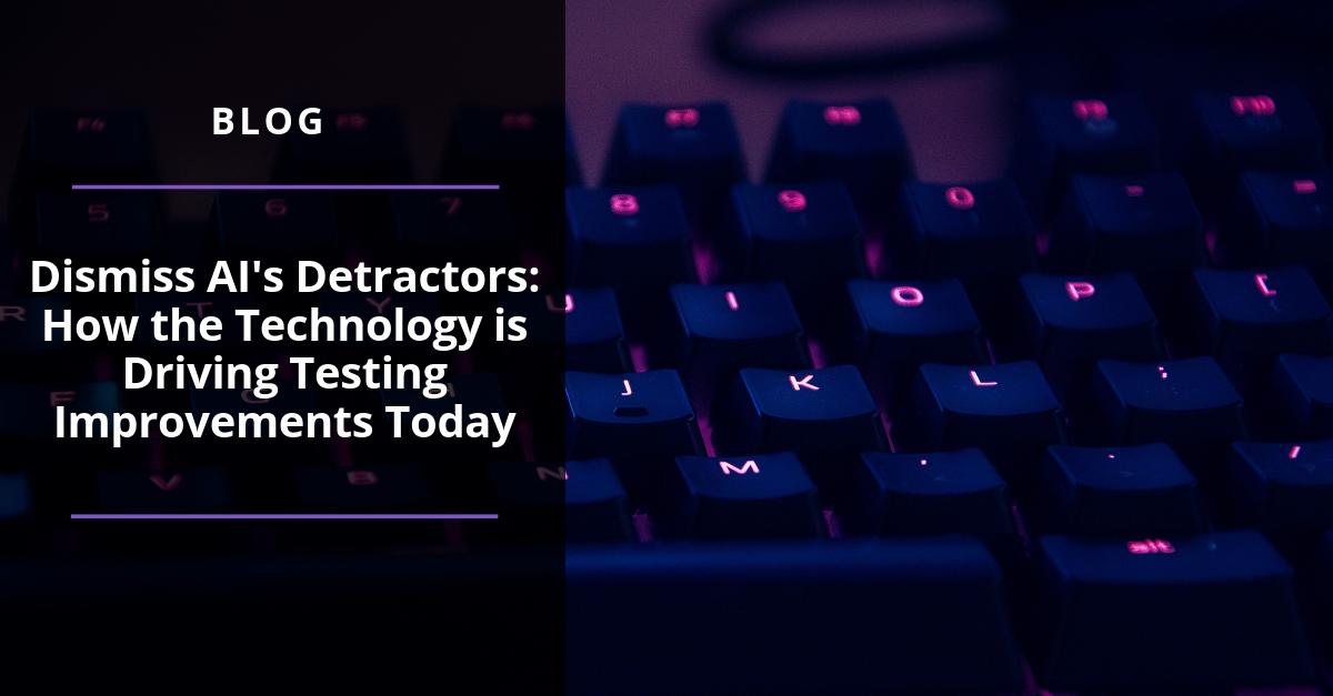 Dismiss AIs detractors for web