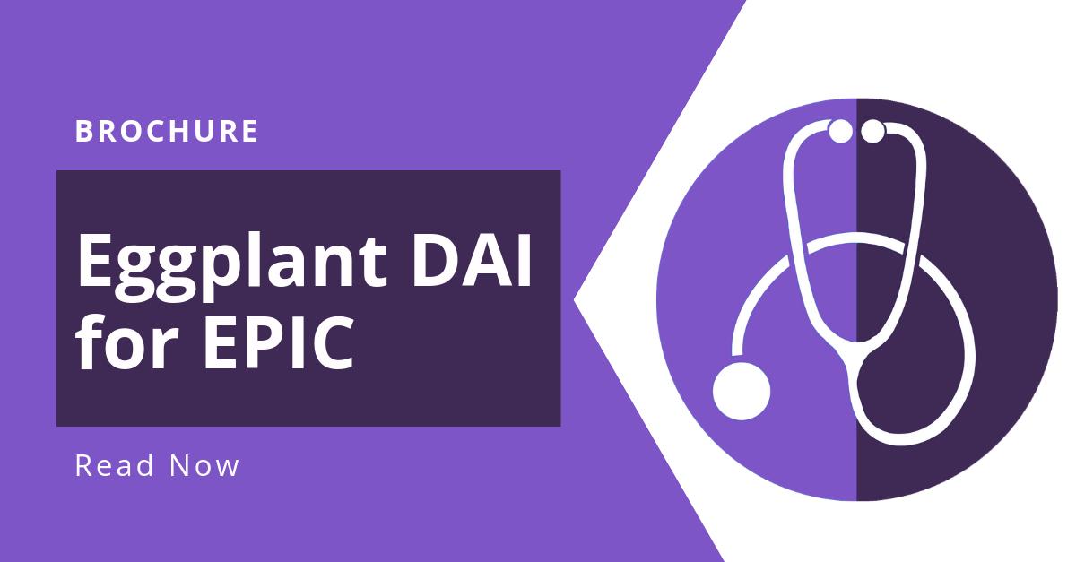 Eggplant DAI for EPIC