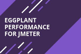 Eggplant performance for jmeter