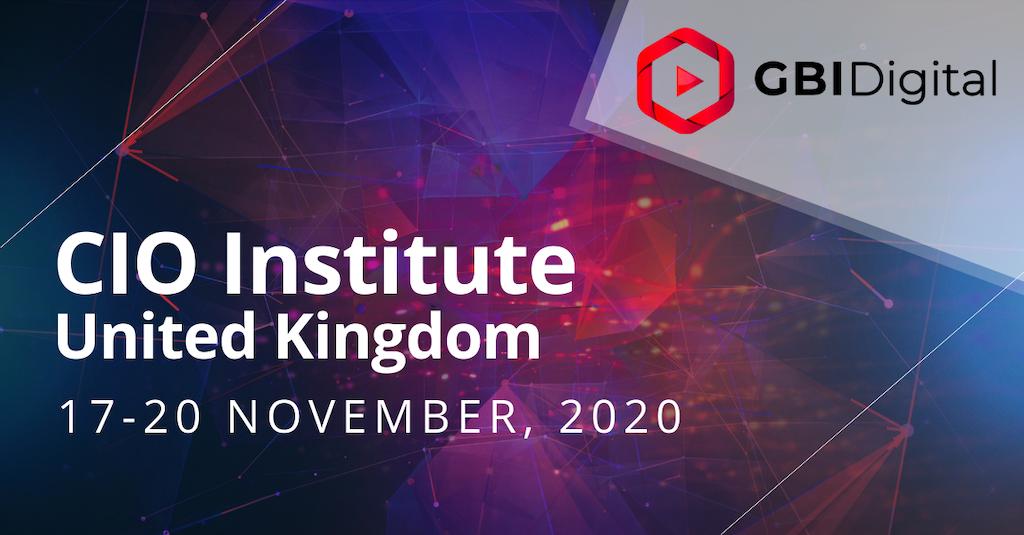 GBIDigital CIO Event 2020