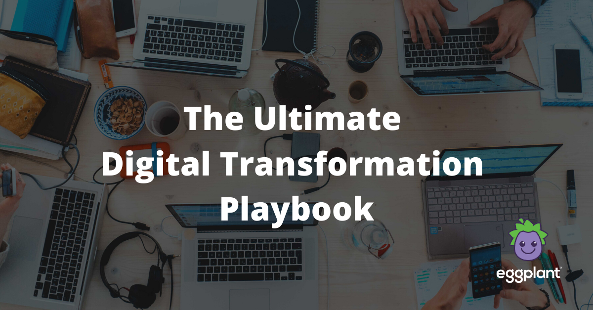The Ultimate Digital Transformation Playbook
