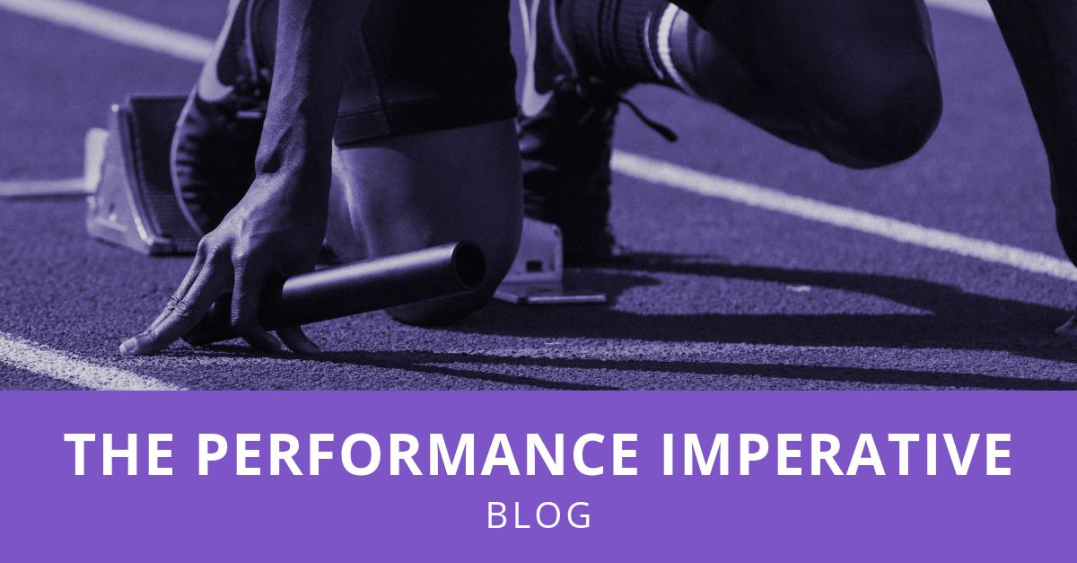 The Performance imperative web