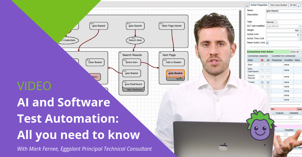 WEB AI and Software Test Automation. All you need to know  for web