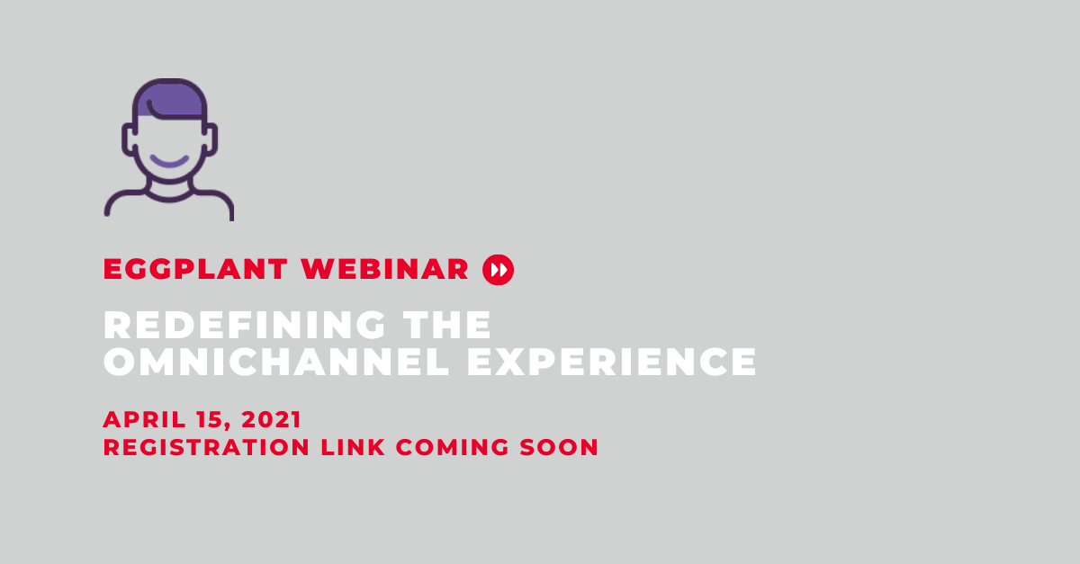 April Webinar - Redefining the Omnichannel Experience