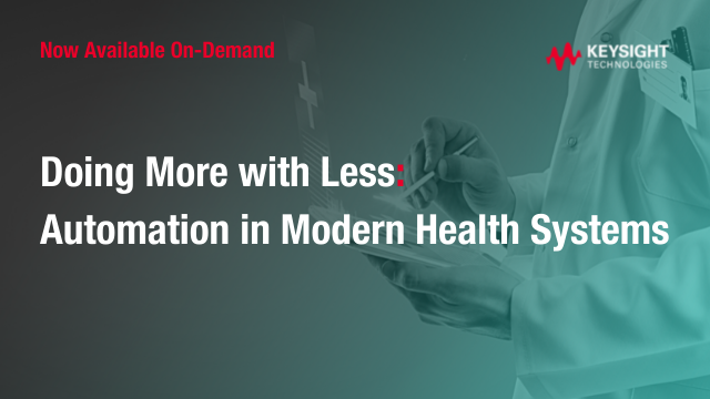 Doing More with Less - Healthcare On Demand
