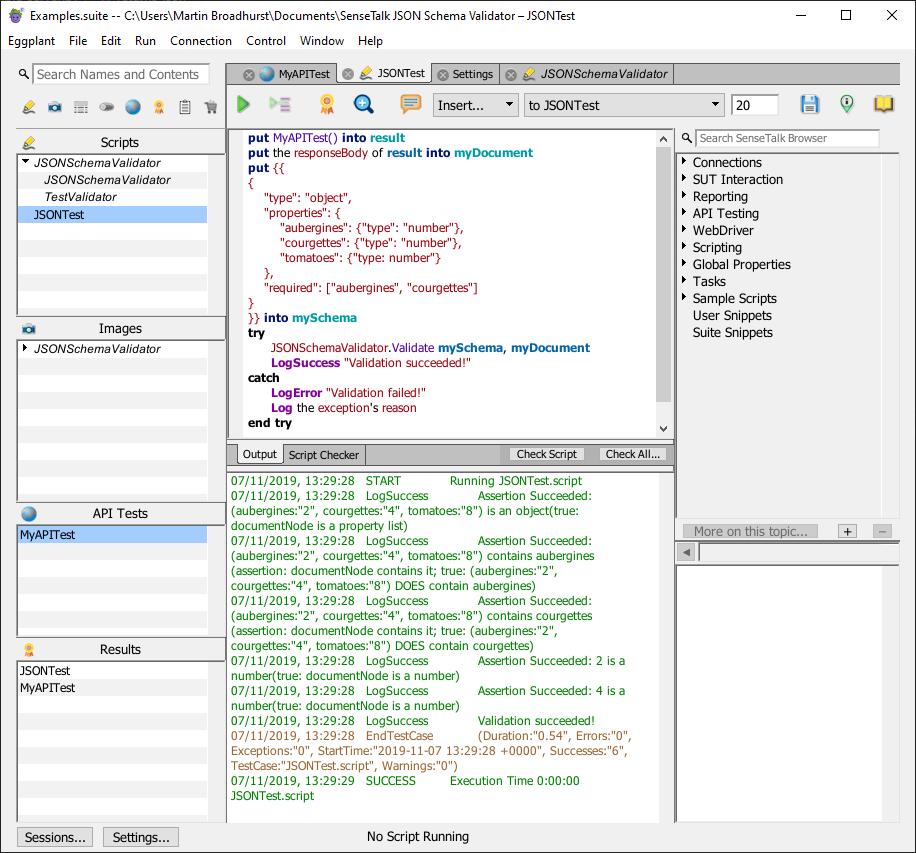 json-schema-validator