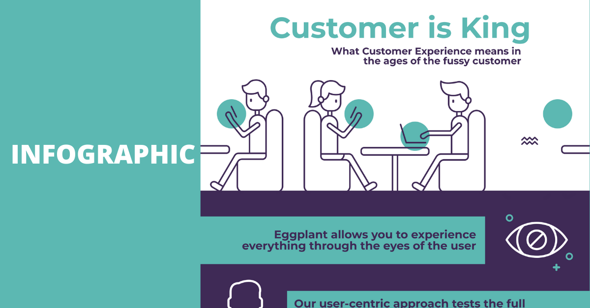 Customer is King: What Customer Experience means in the ages of the fussy customer