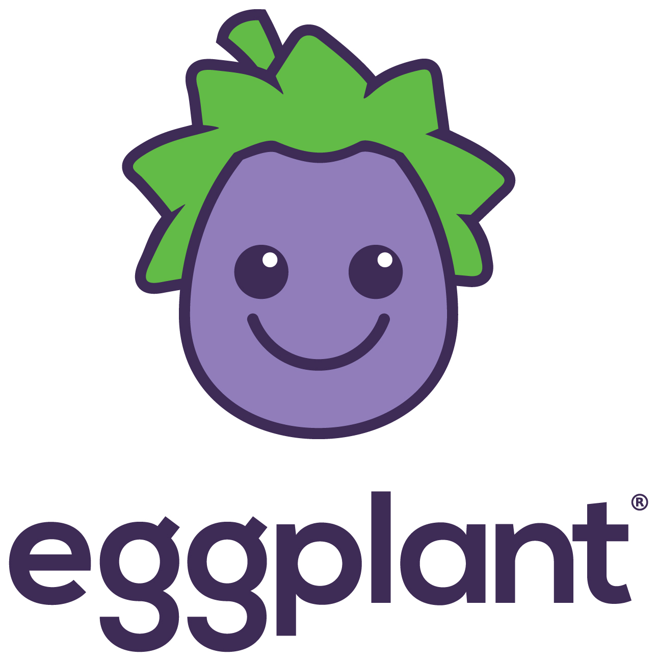 Eggplant MASTER Logo STRAP RGB