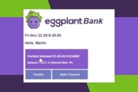 Personal Banking Simulator